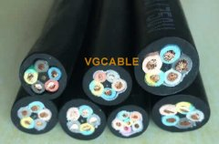 What is h07rn-f cable? H07RN-F Cable spec & cable data sheet
