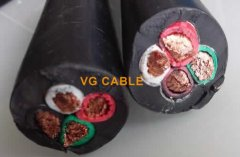 What rubber flexible cable types & flexible cable specificati