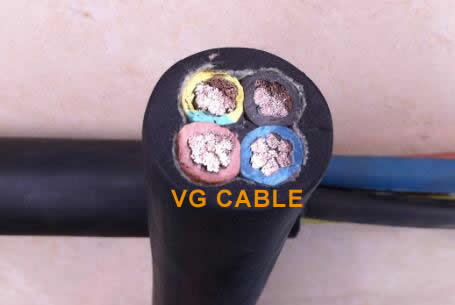 What is ho7 rubber cable? ho7 cable specification & 6mm ho7 cable