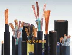 What is rubber flexible cable? epr csp flexible cable & trs flexible cable