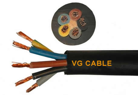 What is h07rn f cable? h07rn f cable current carrying capacity