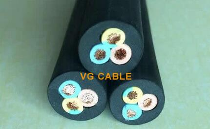H07rn-f cable 6mm 3 core specification and h07rn-f cable prices