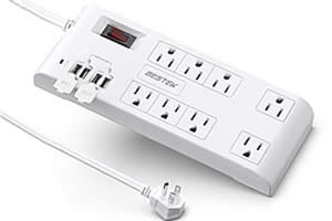 Best extension leads with surge protection